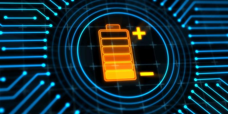 image symbolising battery improvement