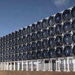 image of carbon capture direct air capture technology