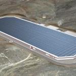 Image of Tesla Gigafactory