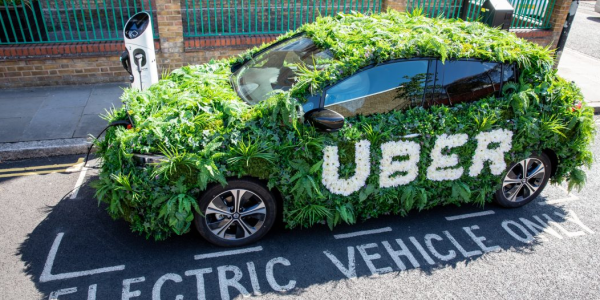 Uber going electric
